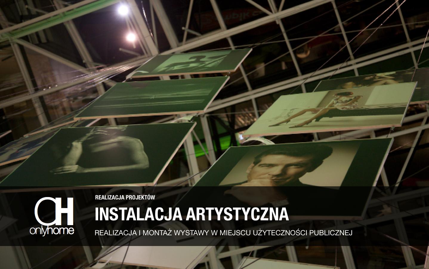 Instalacja Wystawy