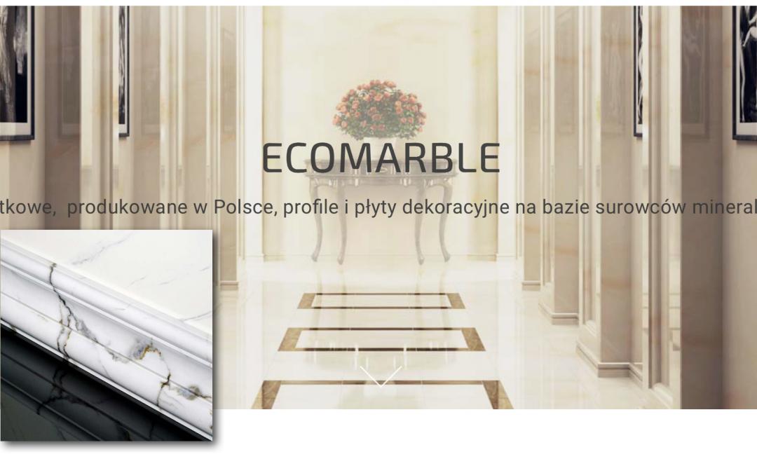 ECOMARBLE-marmur syntetyczny, ciekawe rozwiązanie w renowacji zabytków i nie tylko…